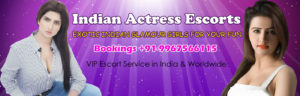 indian actress escort